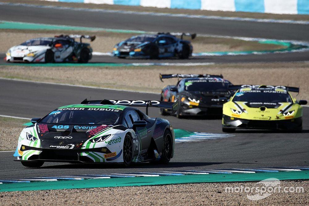 Lamborghini Super Trofeo Europe reveals revised schedule