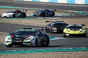 Lamborghini Super Trofeo Europe reveals revised schedule