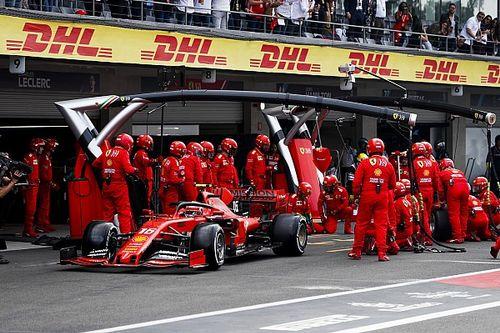 Analyse: Hoe Ferrari de plank tactisch missloeg in Mexico