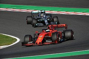 """Vettel: """"Ferrari moet beter te werk gaan om Mercedes te verslaan"""""""