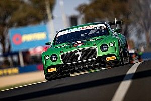 Bathurst 12 Hour: #7 Bentley leads at halfway point