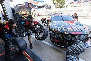 Supercars squad to begin road car servicing