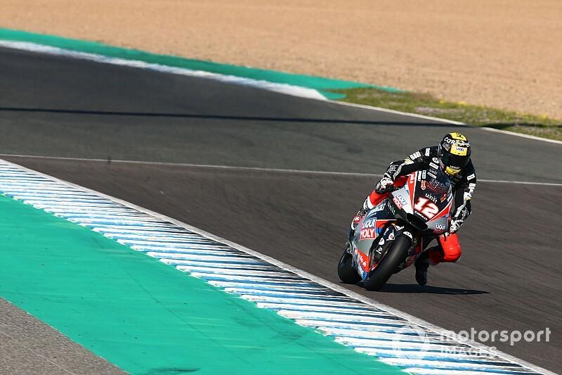 Luthi y Ogura cierran el test de Jerez con el mejor tiempo