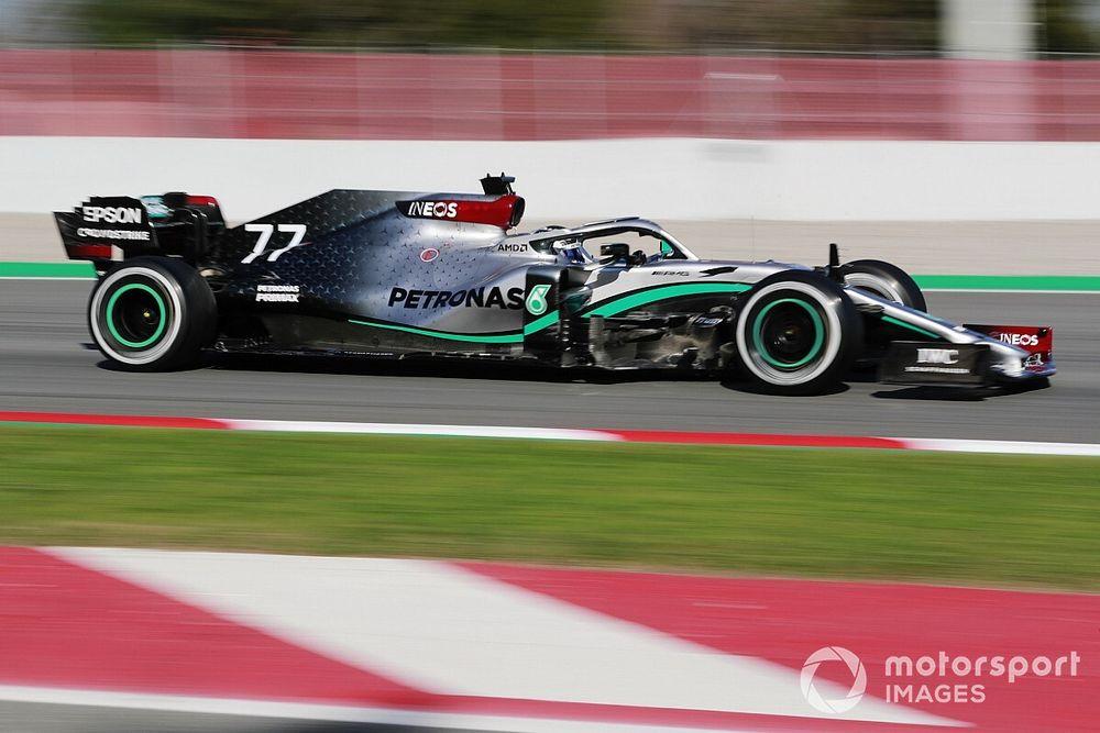 Mercedes a tout remis en cause pour sortir une W11 agressive