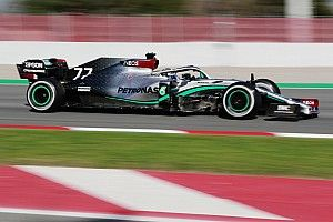 Test Barcellona, Day 3: Mercedes quasi da record, Ferrari KO
