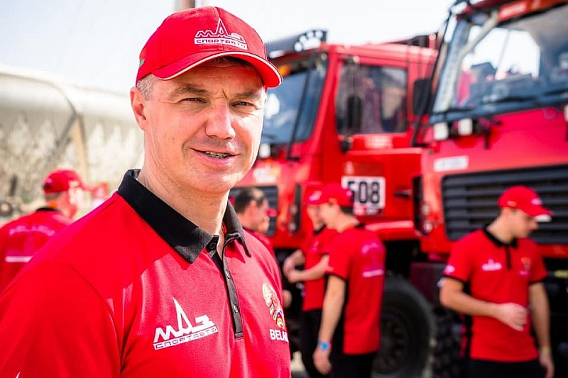 Viazovich laat Kamazzen achter zich in tweede etappe Dakar 2020
