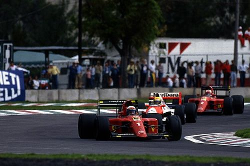 Nigel Mansell 10 legnagyobb pillanata - VIDEÓ