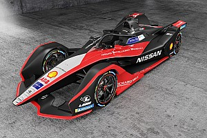 Nissan: la nuova livrea per la stagione 2019/2020 di Formula E