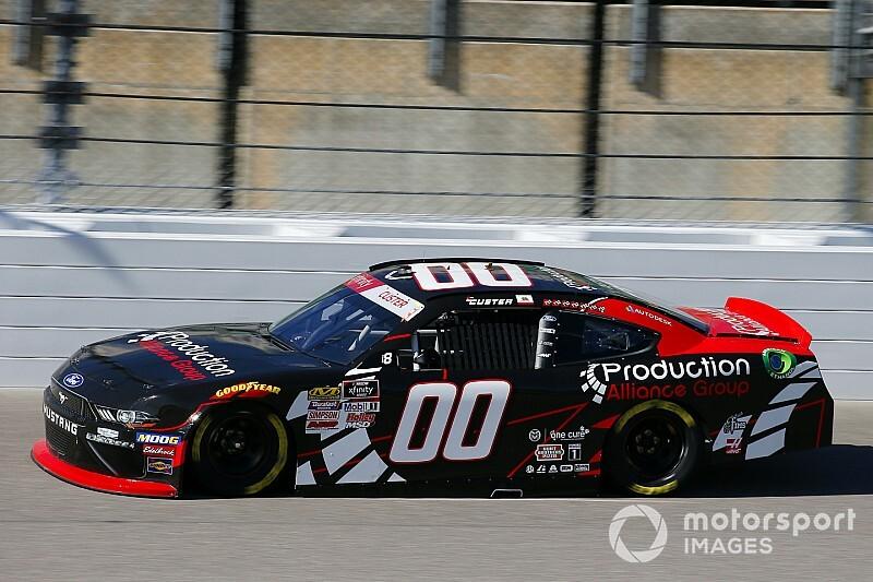 Пилоты Haas сядут за руль машины NASCAR во время Гран При США