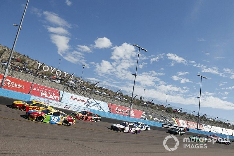 How can the racing be improved at Phoenix in 2020?