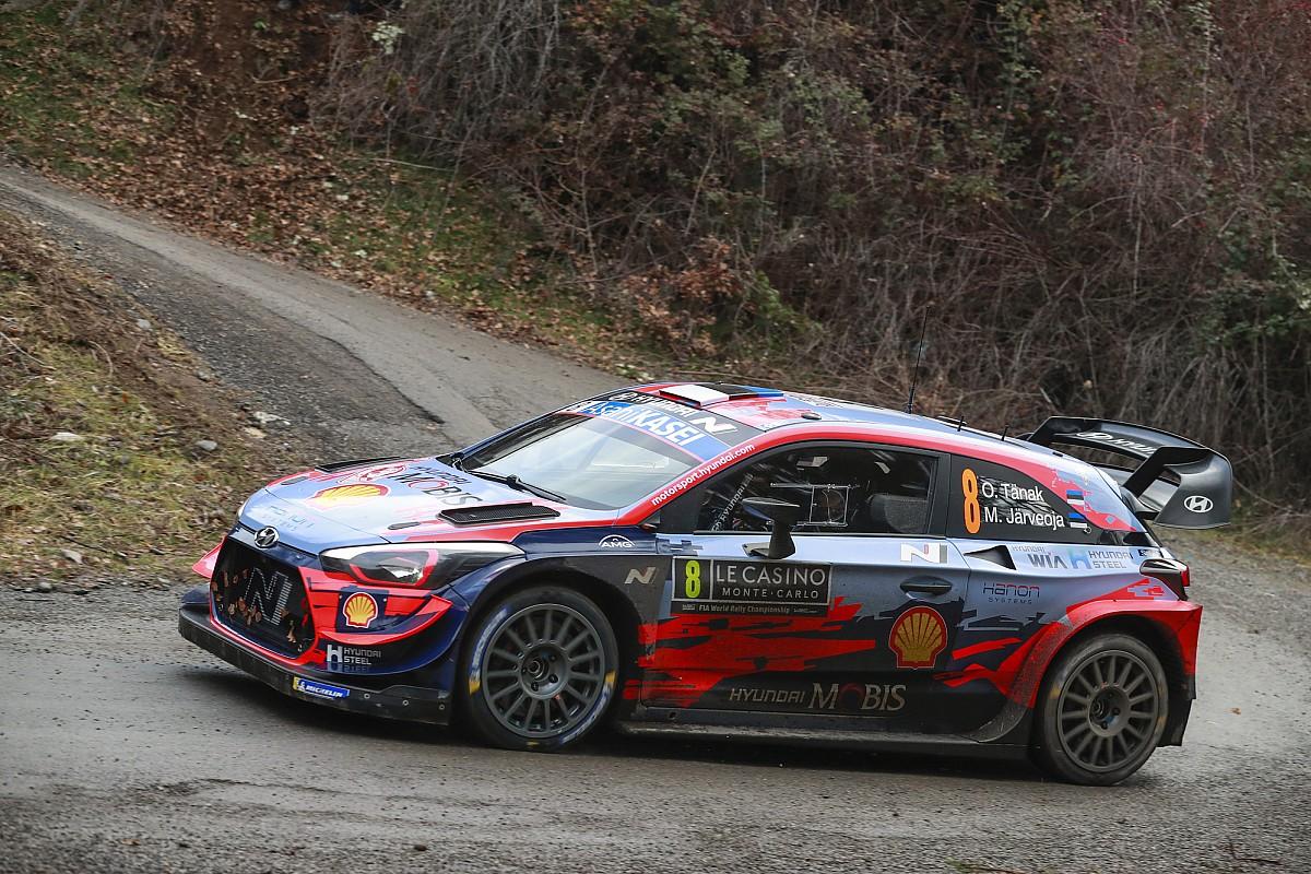 WRC: Hyundai schiera Tanak, Neuville e Sordo al Rally di Alba