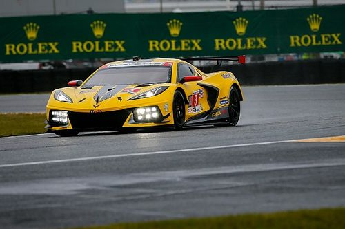 Magnussen y Rockenfeller correrán con Corvette en el WEC