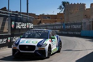 Jimenez volta a brilhar no Jaguar I-Pace eTrophy e vence na Arábia Saudita