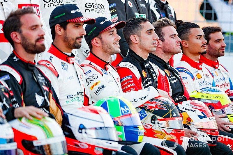 Сегодня стартует новый сезон Формулы Е. Вот все команды и все пилоты