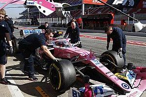 """Racing Point : """"Nous restons la plus petite équipe de F1"""""""