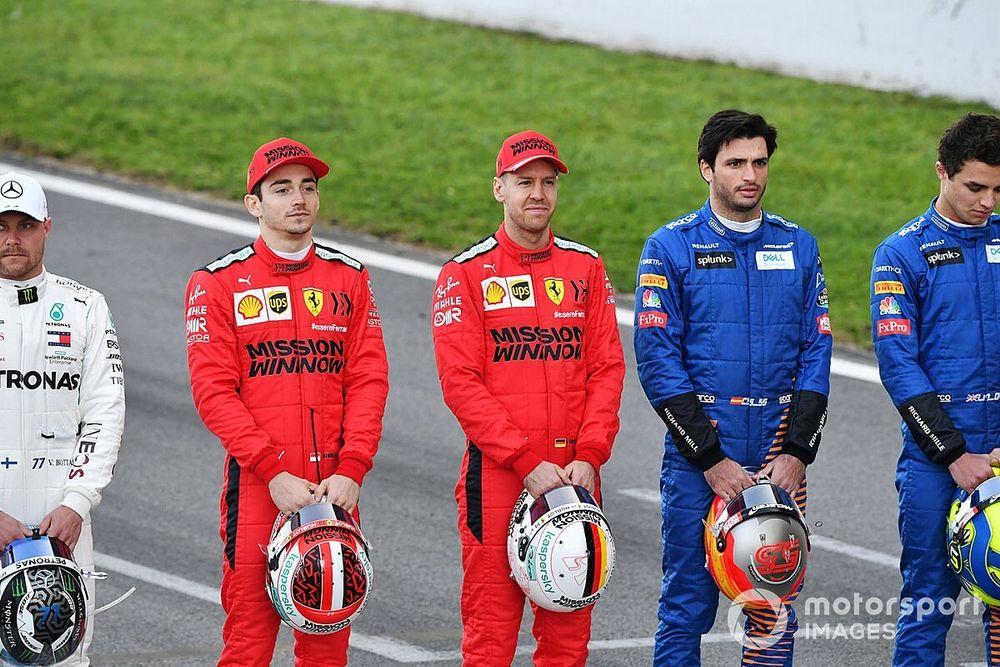 F1 2020: Räikkönen több százalékot kapott, mint Leclerc, de nem jobb Vettelnél