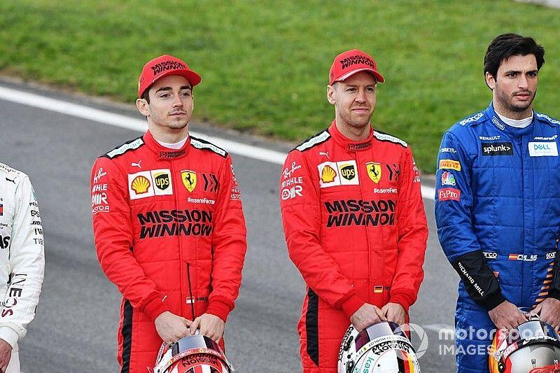 Ferrari advierte que podría usar órdenes de equipo