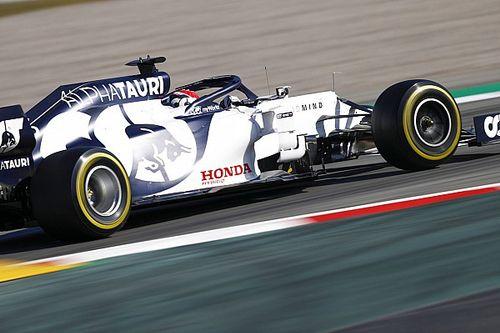 AlphaTauri sets deadline for 2021 Red Bull gearbox spec