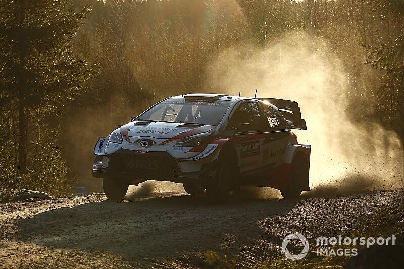 Rally Svezia, PS2-3: Evans e Tanak iniziano forte