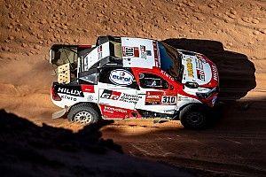 Alonso, Dakar'ın son gününe mutlu giriyor