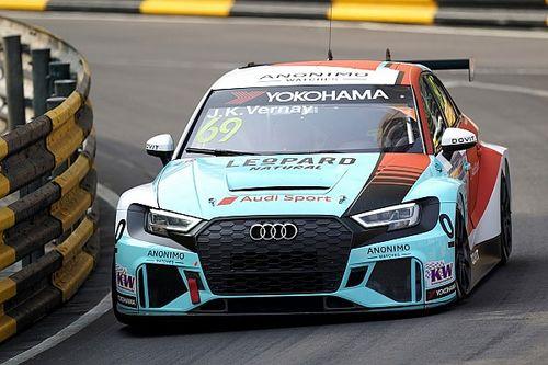 Audi termina su participación oficial en el WTCR