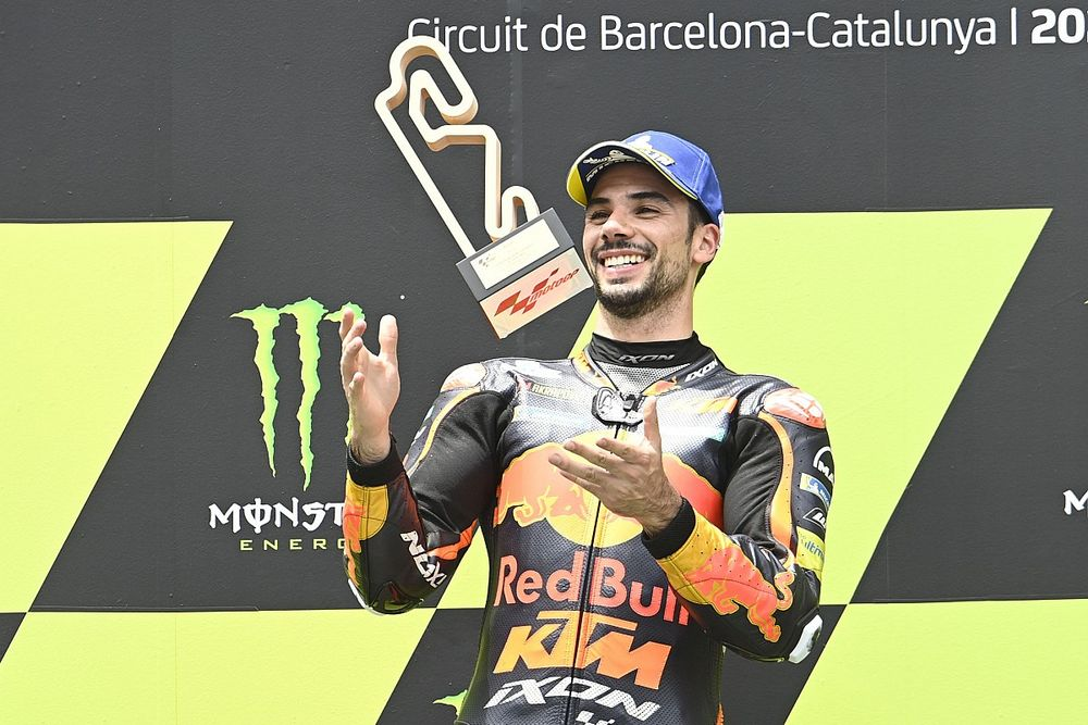 Oliveira Santai soal Kontrak dengan KTM