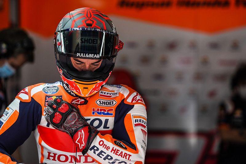 """Marquez: """"Primo GP senza limitazioni fisiche"""""""