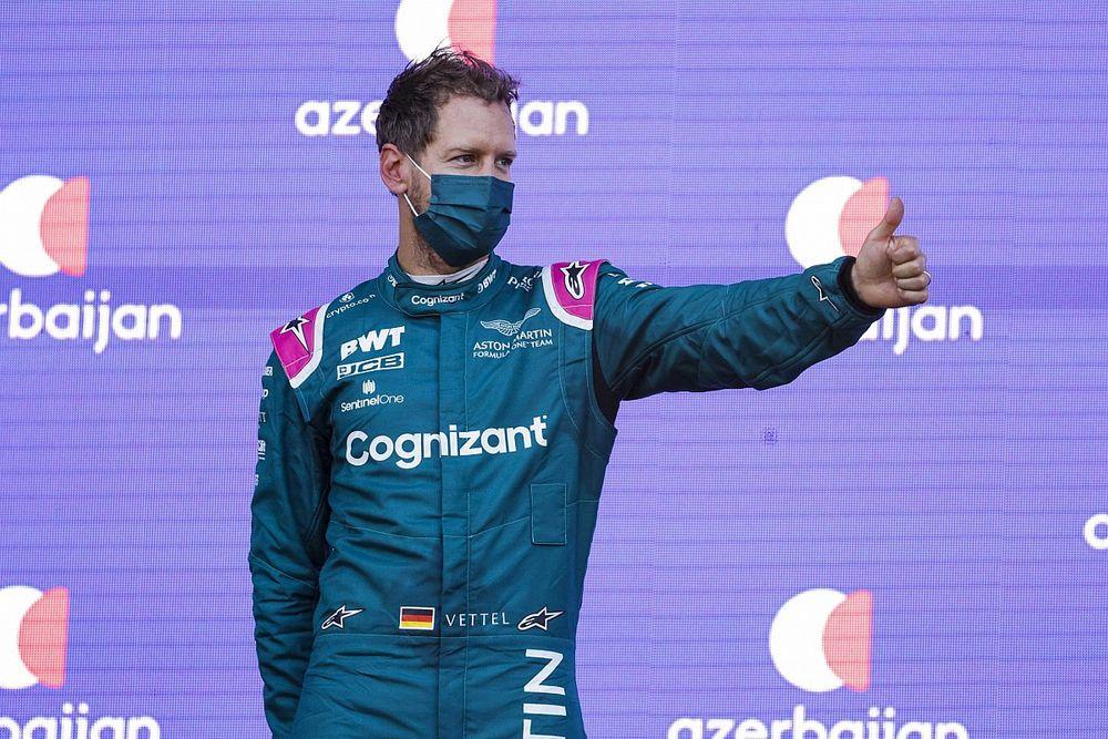 Haug, Vettel'in pes etmemesinden ötürü mutlu