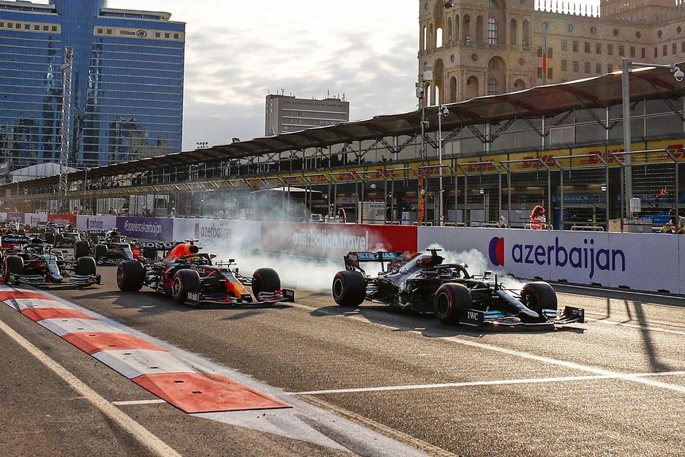 Masi: No reason not to restart Azerbaijan GP after red flag