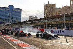 メルセデスF1代表、モナコ&アゼルバイジャン連続惨敗に苛立ち「我々全員、自分たちの期待に応えられていない」