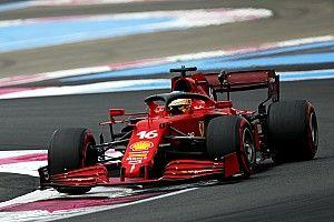 Report F1: al Ricard una Ferrari che sembrava quella del 2020!