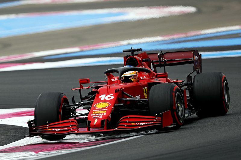 """Leclerc a évité un """"désastre"""" en qualifications"""