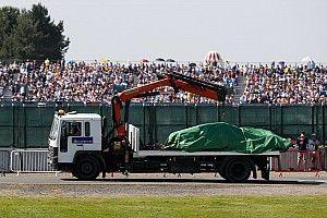 Honda: Verstappen's F1 engine could be saved after British GP crash