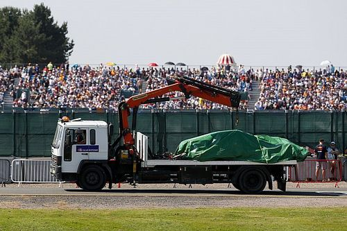 Red Bull lodges FIA request to review Silverstone F1 clash