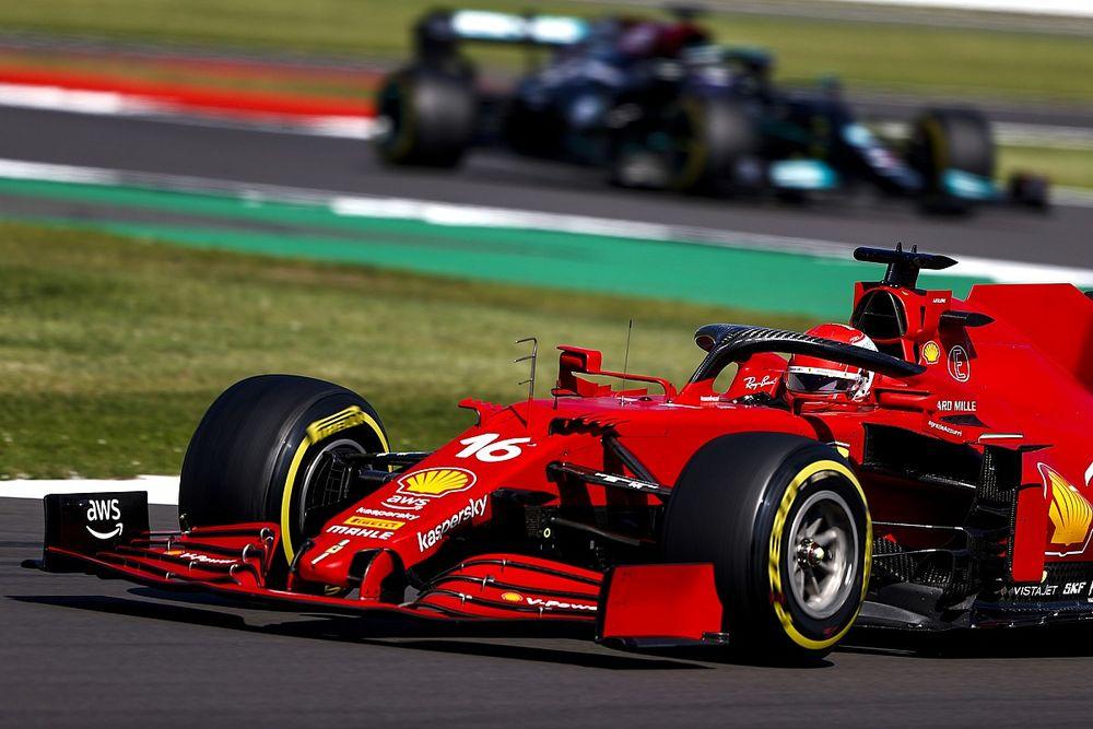 GP Silverstone: Leclerc beffato all'ultimo dalla rimonta di Lewis