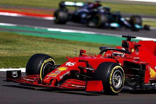 Leclerc: My 200% not enough against Hamilton in British GP
