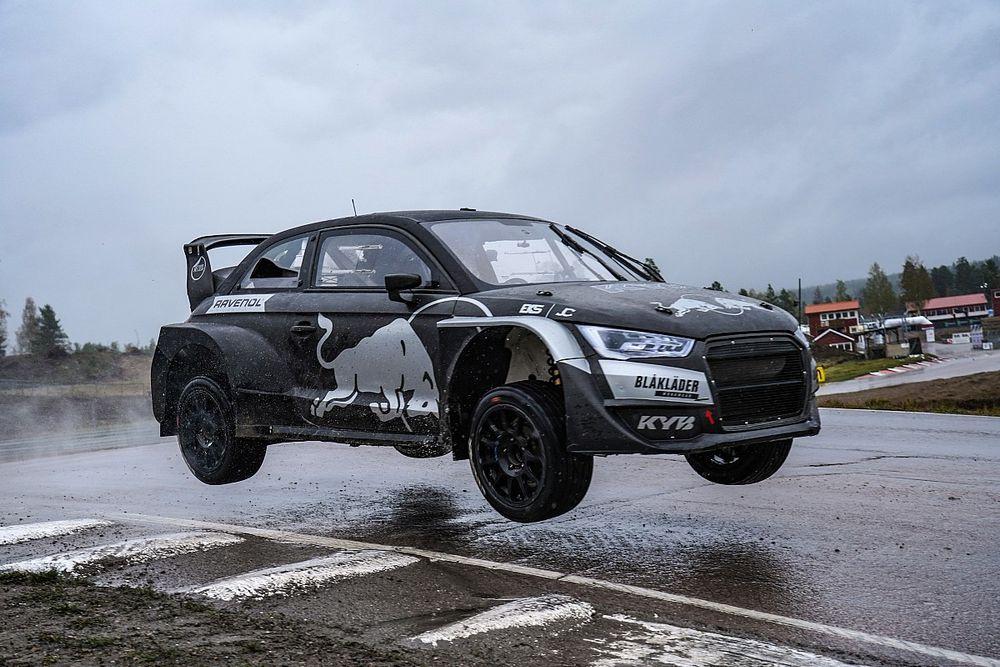 Kristoffersson wsiada w Audi