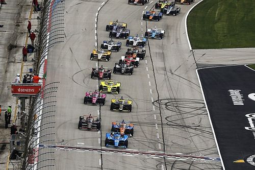 How IndyCars line up for Texas Motor Speedway's second race