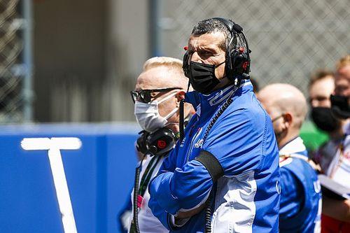 Steiner: ''Pilotların Mazepin'e söyledikleri onu etkilememeli''