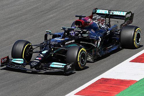 GP Portogallo: Hamilton domina, Verstappen lo insegue