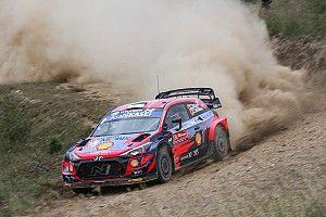 Portugal WRC: Tanak presses home advantage as top three pull clear