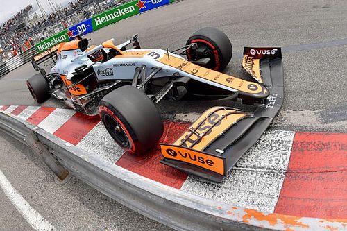 """Ricciardo doit se """"réajuster"""", Norris signe son meilleur tour en F1"""