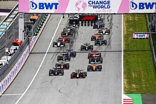 F1 Styrian Grand Prix race results: Verstappen wins from Hamilton