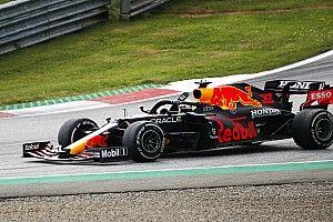 Ферстаппен остался без тормозов во время победной гонки