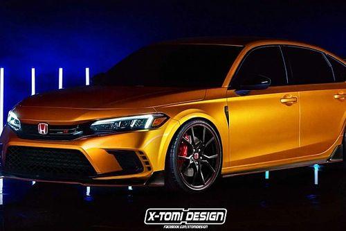 Az új Honda Civic Type R csak manuális váltóval érkezik