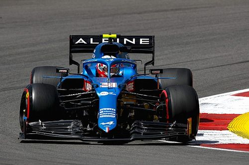 "Alpine ""in a position to fight"" at Portimao - Ocon"