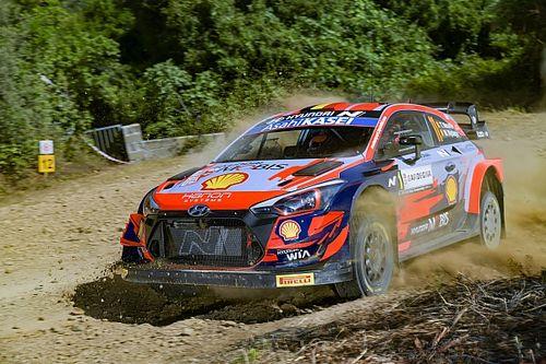 WRC, Rally Italia, PS7: Sordo si ripete, Neuville fora