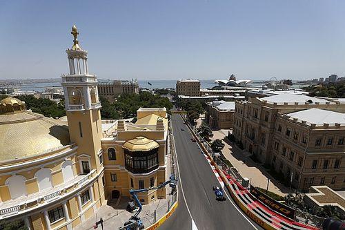 Uitslag: Tweede vrije training F1 Grand Prix van Azerbeidzjan