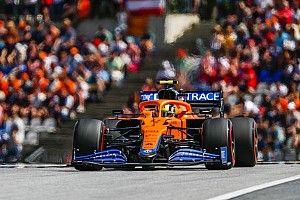 Norris, yarışın zor olacağını düşünürken Perez, yarın daha iyi olacaklarına inanıyor