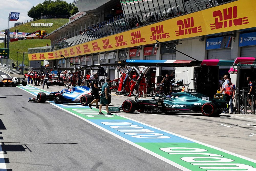 Aston Martin Dorong Grup VW Masuk Formula 1